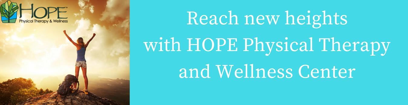 Hope Physical Therapy Wellness Colorado Springs Wellness Center